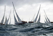 Regatta in the Bay of Quiberon. © Philip Plisson / Pêcheur d'Images / AA00754 - Photo Galleries - Spi Ouest-France Regatta