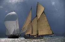 Creole and Altair. © Guillaume Plisson / Pêcheur d'Images / AA01144 - Photo Galleries - Classic Yachting