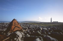 Wreck at Eeragh. © Philip Plisson / Pêcheur d'Images / AA02456 - Photo Galleries - Irish Lighthouses
