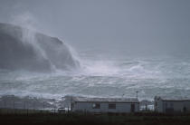 Storm on Achill Island. © Philip Plisson / Pêcheur d'Images / AA02553 - Photo Galleries - Storms