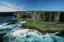 Inishmore. © Philip Plisson / Pêcheur d'Images / AA02714 - Photo Galleries - Ireland, the green island