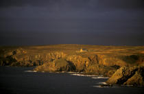 The small chapel of Pointe du Van. © Philip Plisson / Pêcheur d'Images / AA06130 - Photo Galleries - Finistère