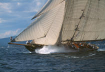Mariette. © Guillaume Plisson / Pêcheur d'Images / AA08986 - Photo Galleries - Gaff schooner