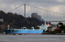 Traffic on the Bosphorus. © Philip Plisson / Pêcheur d'Images / AA09326 - Photo Galleries - Istanbul, the Bosphorus