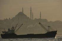 Istanbul. © Philip Plisson / Pêcheur d'Images / AA09376 - Photo Galleries - Istanbul, the Bosphorus