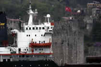 Ramparts of Istanbul. © Philip Plisson / Pêcheur d'Images / AA09381 - Photo Galleries - Istanbul, the Bosphorus