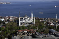 Istanbul. © Philip Plisson / Pêcheur d'Images / AA09440 - Photo Galleries - Istanbul, the Bosphorus