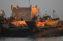 Essaouira. © Philip Plisson / Pêcheur d'Images / AA09568 - Photo Galleries - Fishermen of the world