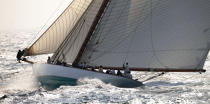 Mariquita during the Voiles of St Tropez. © Philip Plisson / Pêcheur d'Images / AA09798 - Photo Galleries - Classic Yachting