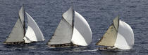 Classic Week 2003 in Monaco. © Philip Plisson / Pêcheur d'Images / AA09831 - Photo Galleries - Classic Yachting