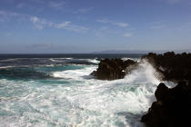 Coast of Pico island in the Azores. © Philip Plisson / Pêcheur d'Images / AA10661 - Photo Galleries - Pico