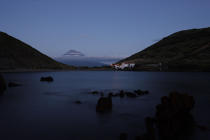 Night on Faial island in the Azores. © Philip Plisson / Pêcheur d'Images / AA10713 - Photo Galleries - Pico