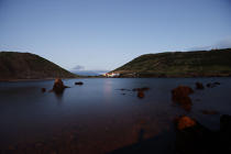 Night on Faial island in the Azores. © Philip Plisson / Pêcheur d'Images / AA10714 - Photo Galleries - Pico