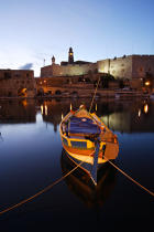 End of the day on Malta. © Philip Plisson / Pêcheur d'Images / AA11710 - Photo Galleries - Colours of Malta