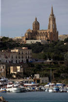 Gozo island. © Philip Plisson / Pêcheur d'Images / AA11731 - Photo Galleries - Colours of Malta