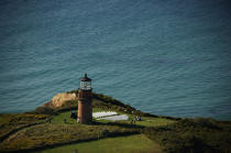 Gay Head Light in Massachusetts. © Philip Plisson / Pêcheur d'Images / AA13563 - Photo Galleries - American Lighthouses