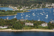 Woods Hole in Massachusetts. © Philip Plisson / Pêcheur d'Images / AA13720 - Photo Galleries - Massachusetts