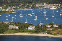 Woods Hole in Massachusetts. © Philip Plisson / Pêcheur d'Images / AA13721 - Photo Galleries - Massachusetts