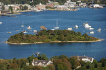 Woods Hole in Massachusetts. © Philip Plisson / Pêcheur d'Images / AA13723 - Photo Galleries - Massachusetts