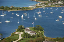 Woods Hole in Massachusetts. © Philip Plisson / Pêcheur d'Images / AA13724 - Photo Galleries - Massachusetts