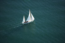 Sailing boat in Massachusetts. © Philip Plisson / Pêcheur d'Images / AA13736 - Photo Galleries - Massachusetts