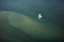 Sailing boat in Massachusetts. © Philip Plisson / Pêcheur d'Images / AA13739 - Photo Galleries - Massachusetts