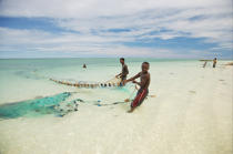 Anakao - Madagascar. © Philip Plisson / Pêcheur d'Images / AA14416 - Photo Galleries - Fishermen of the world