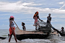 Ifaty - Madagascar. © Philip Plisson / Pêcheur d'Images / AA14516 - Photo Galleries - Fishermen of the world