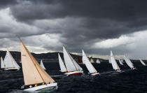 Royale regatta 2007. © Guillaume Plisson / Pêcheur d'Images / AA15516 - Photo Galleries - Classic Yachting