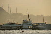 Istanbul © Philip Plisson / Pêcheur d'Images / AA15580 - Photo Galleries - Istanbul, the Bosphorus