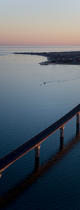 The bridge on the island of Ré © Guillaume Plisson / Pêcheur d'Images / AA17107 - Photo Galleries - Vertical panoramic