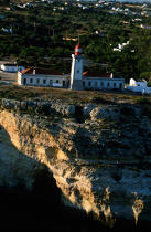 Lighthouse of Alfanzina, Algarve, Portugal © Guillaume Plisson / Pêcheur d'Images / AA17604 - Photo Galleries - Lighthouse [Por]