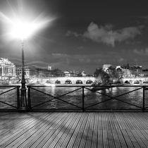 The Pont des Arts in Paris. © Guillaume Plisson / Pêcheur d'Images / AA17823 - Photo Galleries - Urban