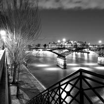 The Pont des Arts in Paris. © Guillaume Plisson / Pêcheur d'Images / AA17825 - Photo Galleries - Urban