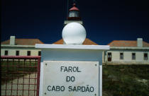 Cabo Sardao, Baiso Alentejo, Portugal © Philip Plisson / Pêcheur d'Images / AA17959 - Photo Galleries - Lighthouse [Por]