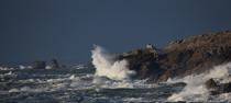 The wild coast of Quiberon © Philip Plisson / Pêcheur d'Images / AA19640 - Photo Galleries - Storms