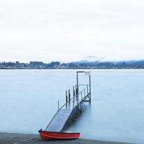 Lake Te Anau. © Guillaume Plisson / Pêcheur d'Images / AA19830 - Photo Galleries - Sea decoration