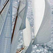 Under the wind. © Guillaume Plisson / Pêcheur d'Images / AA20395 - Photo Galleries - Classic Yachting
