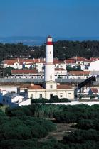 Lighthouse of Sines, Portugal. © Philip Plisson / Pêcheur d'Images / AA20550 - Photo Galleries - Lighthouse [Por]