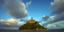 The Mont-Saint-Michel. © Philip Plisson / Pêcheur d'Images / AA20904 - Photo Galleries - The Mont-Saint-Michel Bay and Chausey