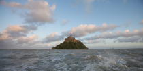 The Mont-Saint-Michel. © Philip Plisson / Pêcheur d'Images / AA20907 - Photo Galleries - The Mont-Saint-Michel Bay and Chausey