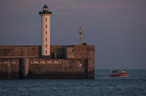 Boulogne. © Philip Plisson / Pêcheur d'Images / AA20941 - Photo Galleries - French Lighthouses