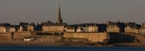 Saint-Malo. © Philip Plisson / Pêcheur d'Images / AA21501 - Photo Galleries - Ille & Vilaine
