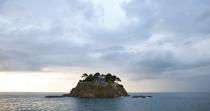 Duguesclin Island near Saint-Malo. © Philip Plisson / Pêcheur d'Images / AA22325 - Photo Galleries - From Cancale to Saint-Brieuc