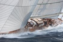 Shamrock V. © Guillaume Plisson / Pêcheur d'Images / AA22484 - Photo Galleries - Classic Yachting