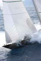 Shamrock V. © Guillaume Plisson / Pêcheur d'Images / AA22501 - Photo Galleries - Classic Yachting