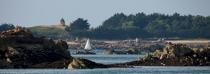 Island Brehat. © Philip Plisson / Pêcheur d'Images / AA22932 - Photo Galleries - From Paimpol to Sept-Iles