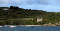 Porz-Even chapel © Philip Plisson / Pêcheur d'Images / AA23388 - Photo Galleries - Côtes d'Armor