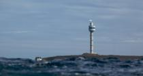 Bac'haol cape in Ouessant © Philip Plisson / Pêcheur d'Images / AA24294 - Photo Galleries - Ouessant Island and Molène Archipelago