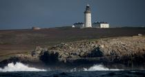 The Stiff lighthouse on Ouessant © Philip Plisson / Pêcheur d'Images / AA24296 - Photo Galleries - Ouessant Island and Molène Archipelago
